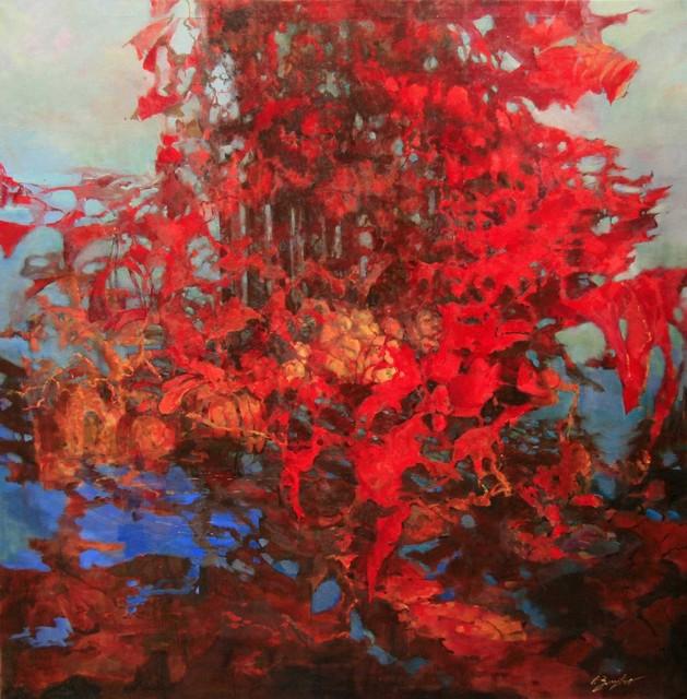 , 'Portal,' , Winn Slavin Fine Art