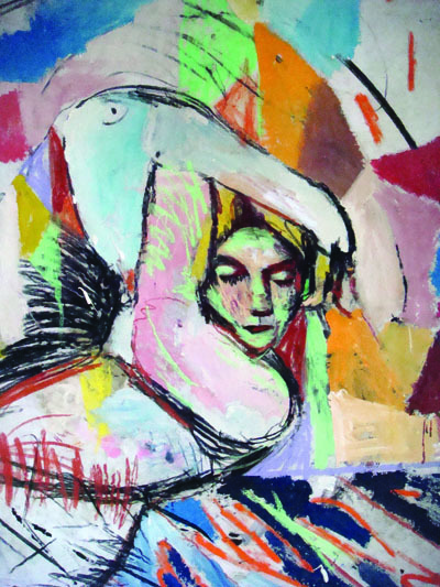 , 'No Title (Woman III),' 2008, Aki Gallery