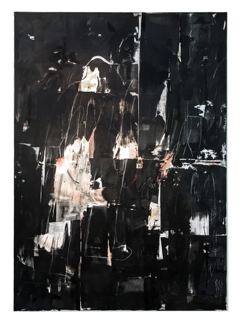, 'Commuter (Black Throated Wind),' 2015, Galleri Jacob Bjørn
