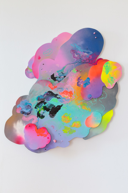 , '...it came from Goo Lagoon,' 2015, Artereal Gallery