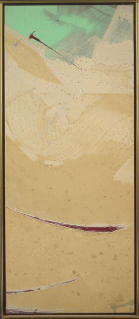 Walter Darby Bannard, 'Silks', 1979, Berry Campbell Gallery