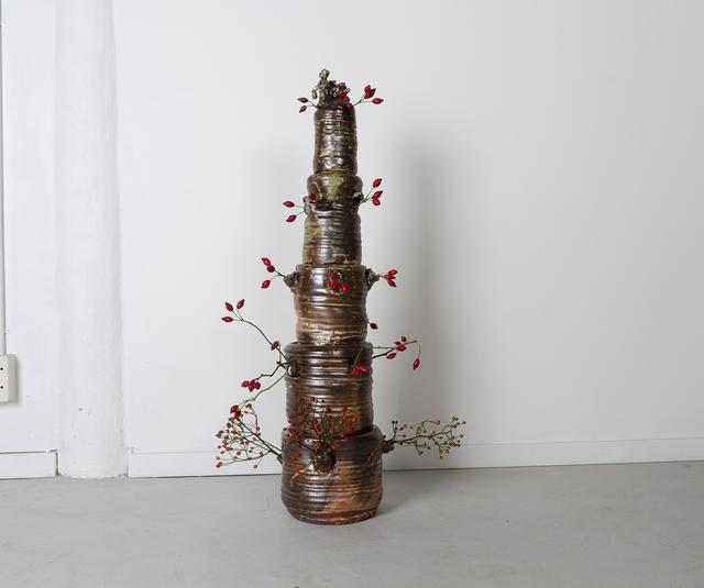 , 'JP-NL Cherry Blossom Tulip Vase,' 2015, David Risley Gallery