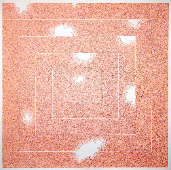 , 'Le Songe Creux 231,' 2010, Lucie Chang Fine Arts