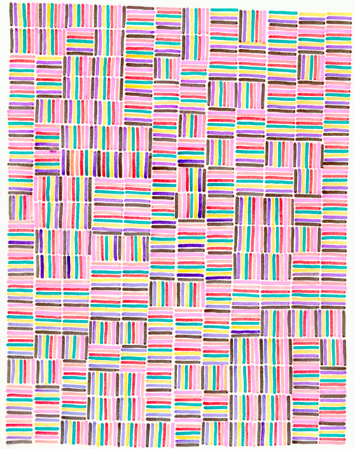 Briony Barr, 'Line Drawing', 2012, TWFINEART