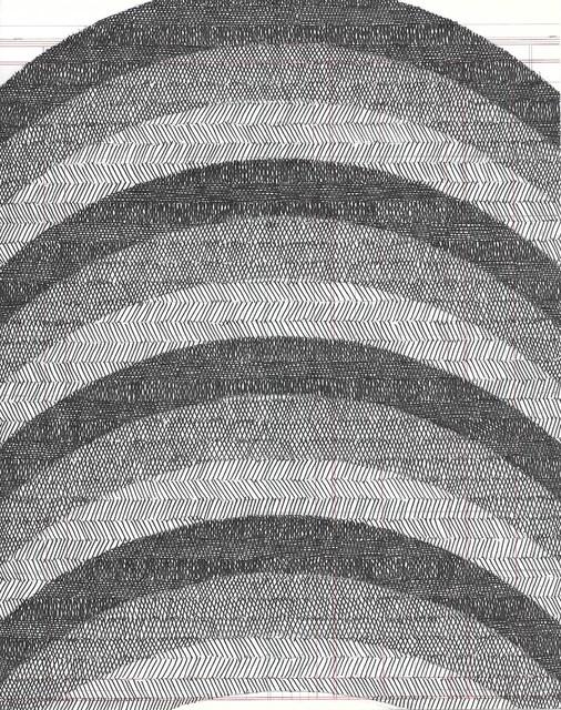 , 'Gradation Pattern,' 2019, Etherton Gallery