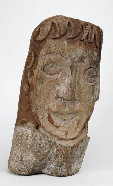 , 'Tête d'homme,' , Musée Picasso Paris