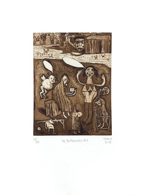 , 'Las Tentaciones #4,' 2018, MAIA Contemporary