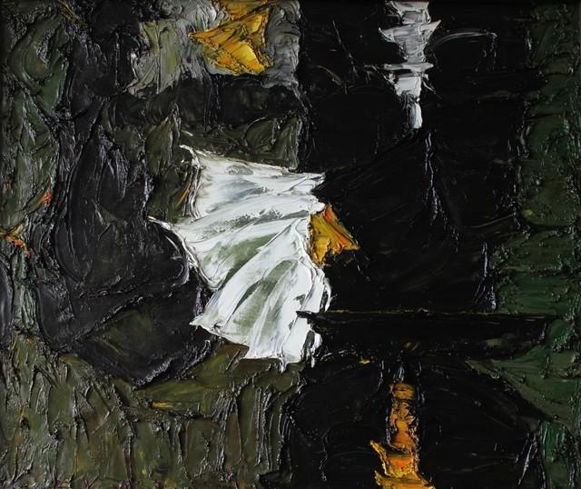 , 'Angoisse,' 1961, Galerie Claude Lafitte