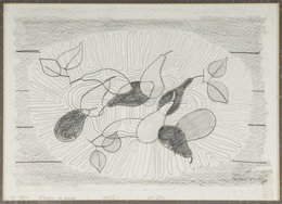 , 'Pears in a Basket,' 1936, Childs Gallery