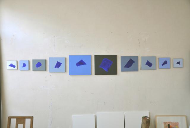 , 'Blauw Glas, 1979-2011,' 2011, Tatjana Pieters