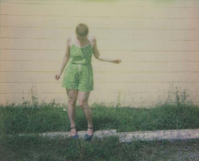 Lisa Toboz, 'Freedom (Self-Portrait)', 2018, Instantdreams