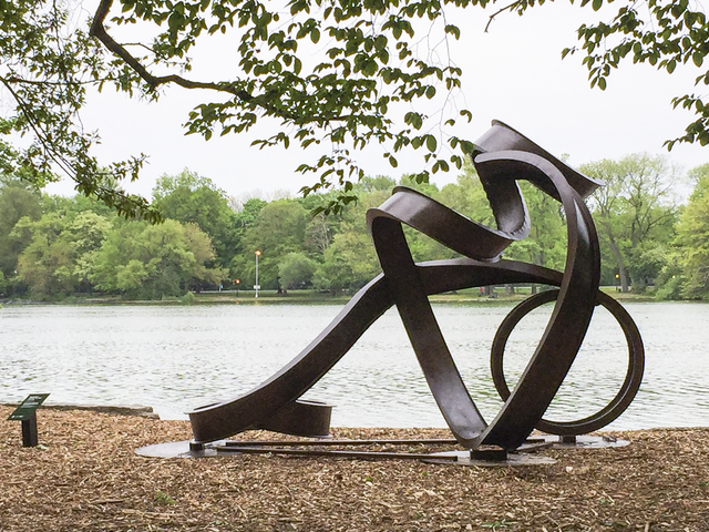 Carole Eisner, 'Valentine II', 2005, Susan Eley Fine Art