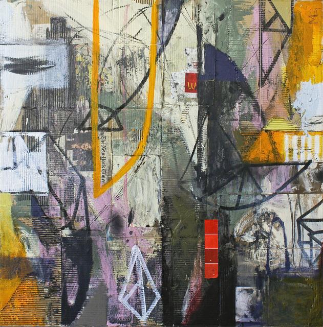 , 'Golden Arch,' 2018, k contemporary