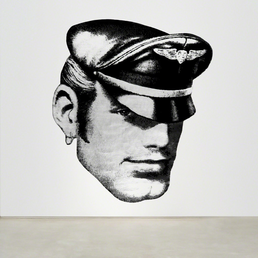 TOM OF FINLAND, Untitled (in situ), 1978