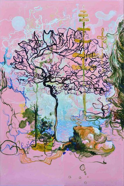 , 'Brainforest,' 2018, Galerie SOON