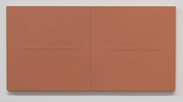 , '17-2 (diptych),' 2017, DENK Gallery