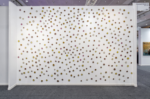 , 'Wallpaper,' 2015, BERLINARTPROJECTS
