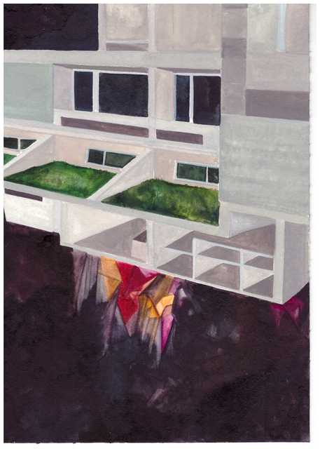 , 'Nr 385,' 2015, Galerie Jocelyn Wolff