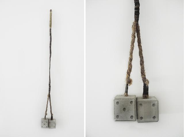 , 'Dice,' 2012, Arróniz Arte Contemporáneo