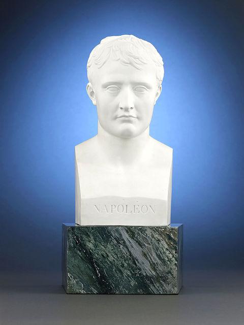 , 'Sèvres Napoleon Bust in Bisque Porcelain,' 19th Century, M.S. Rau Antiques
