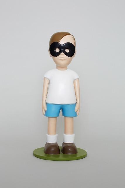 , 'Masked Boy,' 2014, Southern Guild
