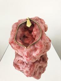 Burdens of Excess/Alexander McQueen pouch