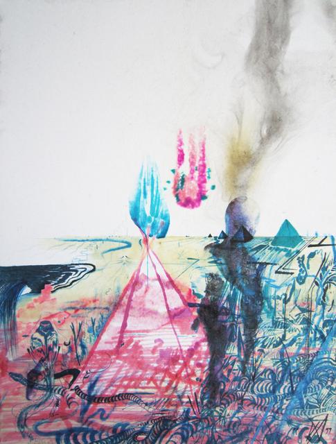 , 'Cobra  Chromosome,' 2014, JCamejo Art