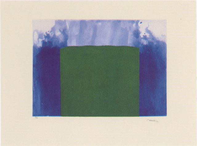 , 'Illes 1,' 1997, Polígrafa Obra Gráfica