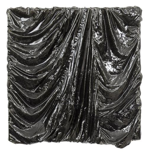 , 'Parachute Painting #25,' 2015, Galerie Clemens Gunzer