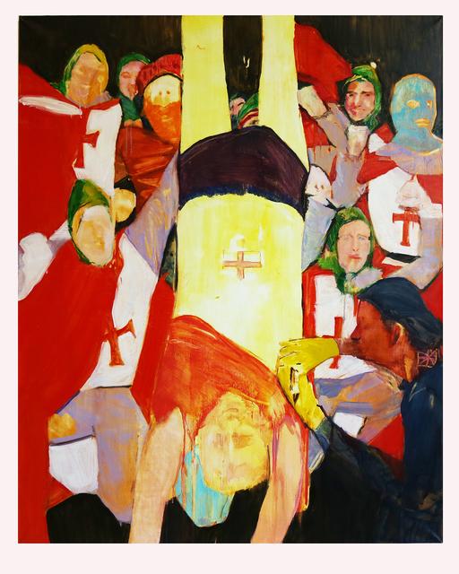 , 'Initiation,' 2018, Arusha Gallery