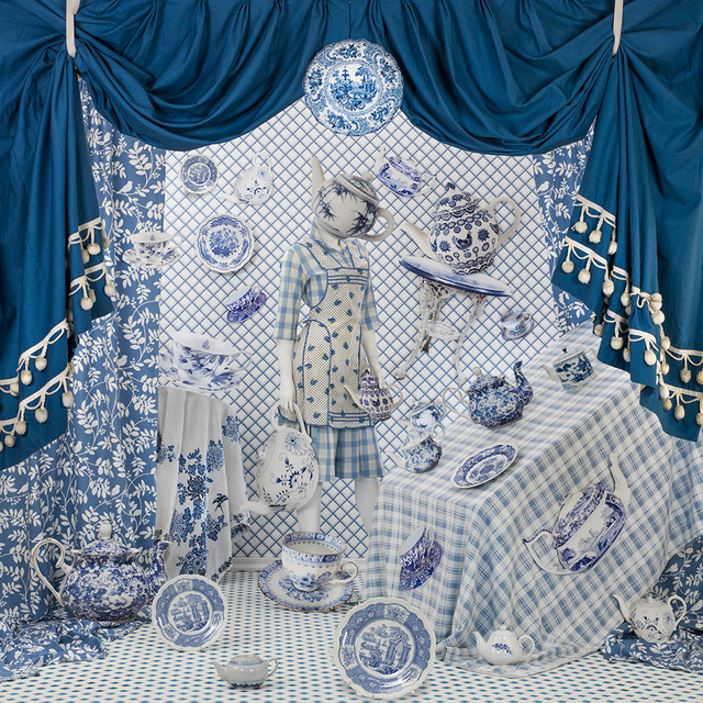 , 'Tea Party,' , Helikon Gallery & Studios