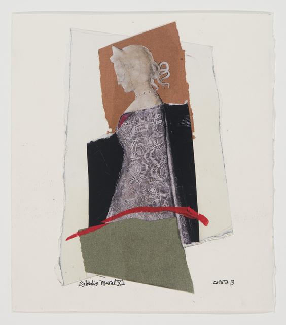 , 'Estudio Mural XI,' 2013, Valley House Gallery & Sculpture Garden