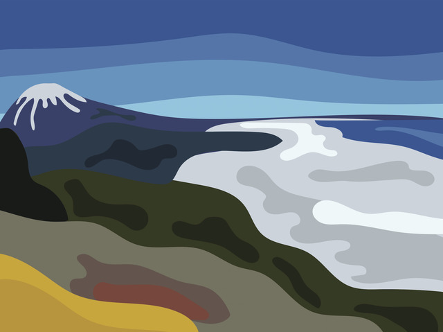 , 'Teide 1,' 2018, Contemporary Collective Gallery