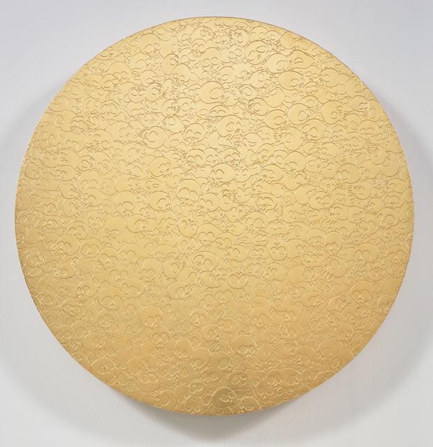 Takashi Murakami, 'Gold', 2016, Maddox Gallery Auction