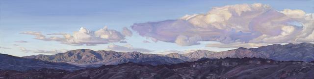 , 'San Gabriel Mountains Panorama,' 2018, Sue Greenwood Fine Art