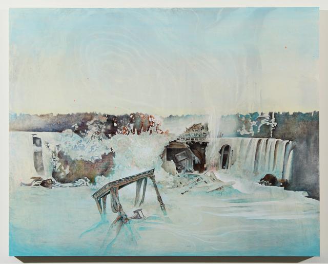 , 'Domestic Waterfall,' 2015, Kopeikin Gallery