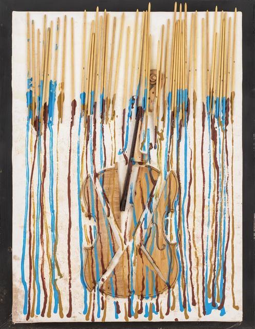 Arman (1928-2005), 'Senza Titolo', 2003, Itineris
