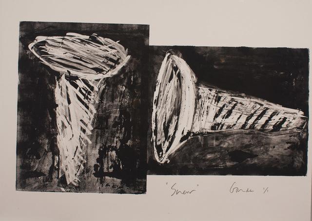 , 'Screw, Edition 1/1,' 1982, ArtSuite New York