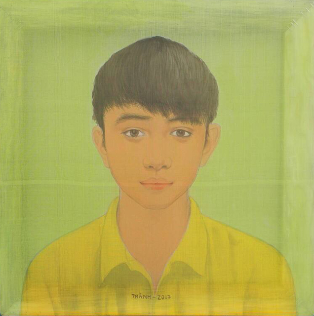 , 'Portrait 1,' 2017, Art Vietnam Gallery