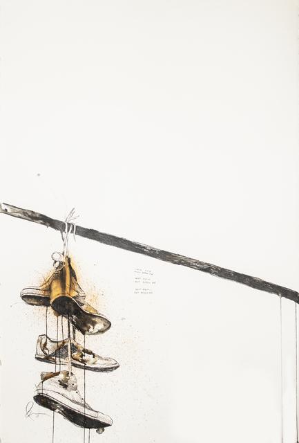 , 'Shoe Fly,' 2017, Conduit Gallery