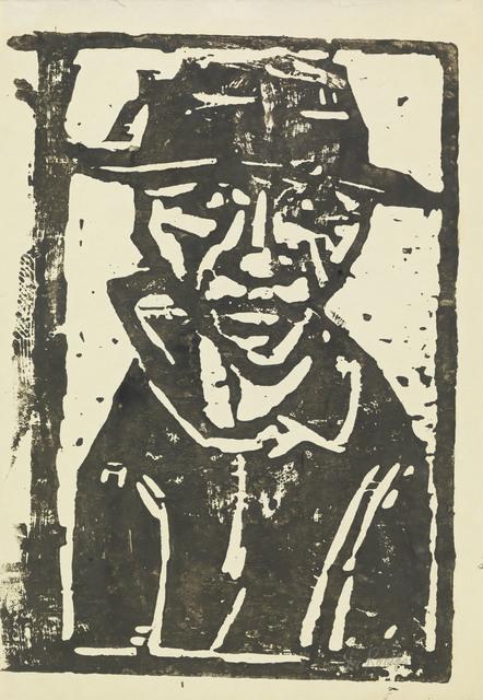 , 'BAUER,' 1921, Jörg Maass Kunsthandel