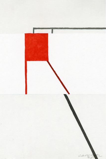 , 'Texture,' 2012, Tandem Press