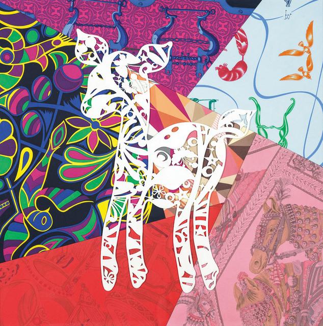 , 'PAPER-CUT – Jam Deer,' 2015, Liang Gallery