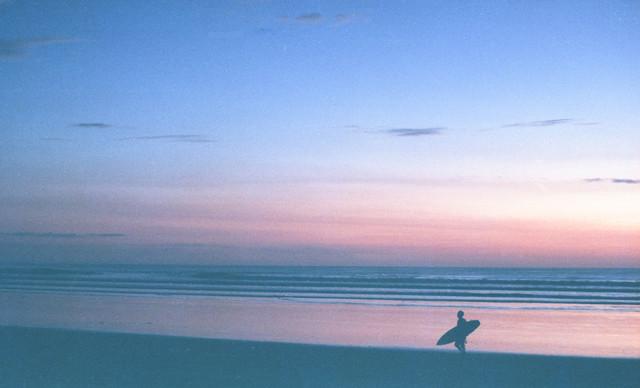 , 'Surfer Silhouette,' , ArtStar