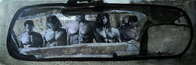 , 'Anti-Mirror Series,' 2017, Linda Matney Gallery