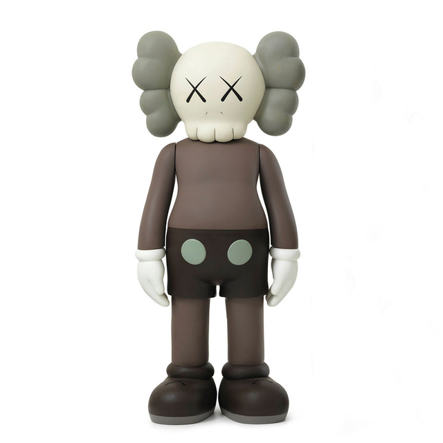 KAWS, '4Ft Companion (Brown)', 2007, Pop Fine Art