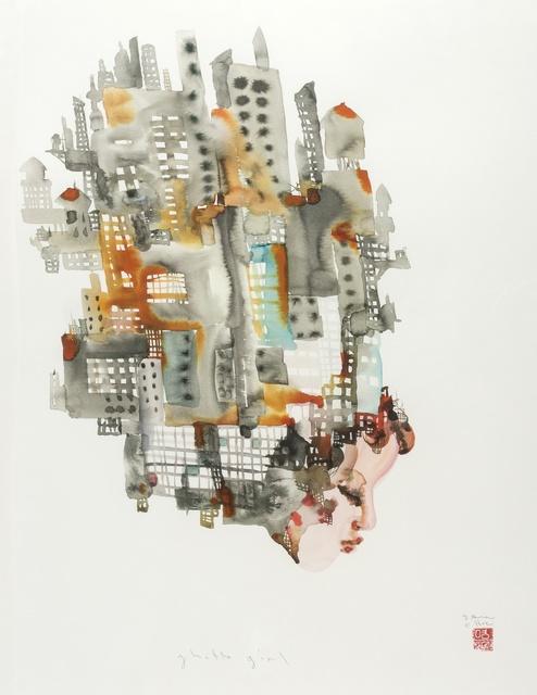 David Choe, 'Ghetto Girl', Forum Auctions