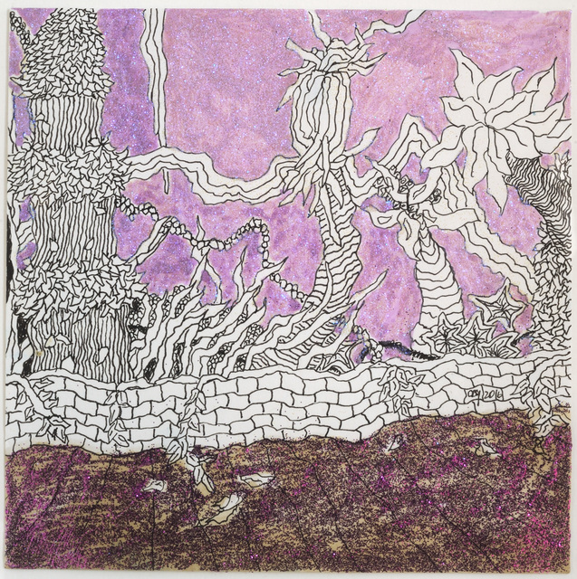 Carol Brown Goldberg, 'Extravagant Eden 20', 2016, Addison/Ripley Fine Art