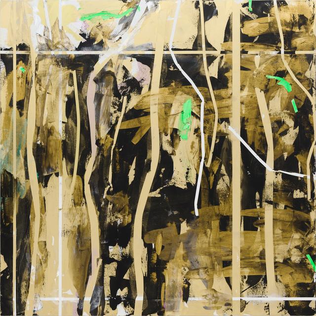 , 'untitled,' 2014, kestnergesellschaft
