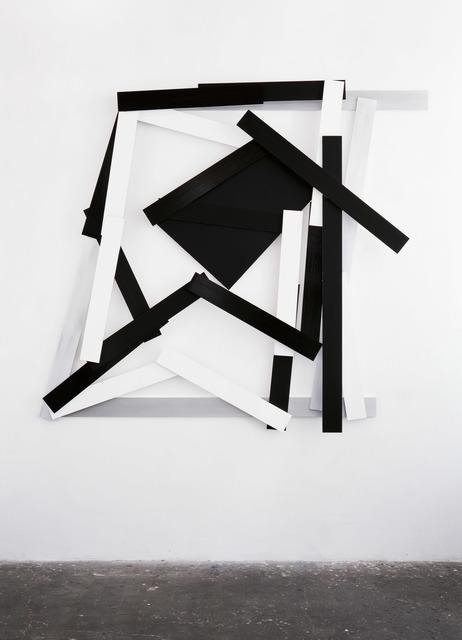 , 'Cut-up 7,' 2011, von Bartha